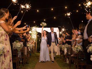 O casamento de Prisila e Lucas