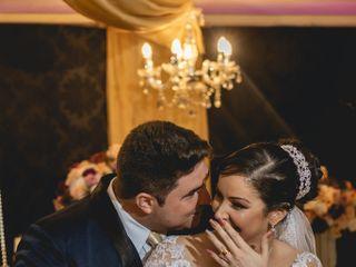 O casamento de Adriana e Álvaro