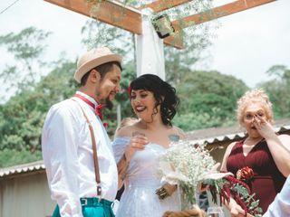 O casamento de Larissa e Cássio 2