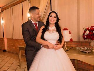O casamento de Paulo César e Adriana