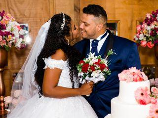 O casamento de Ellem e Maycon