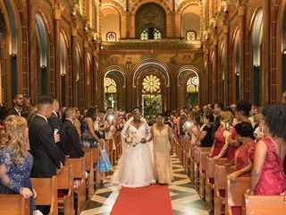 O casamento de Guilherme e Bárbara 1