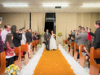 O casamento de Daniele e Marcos 3
