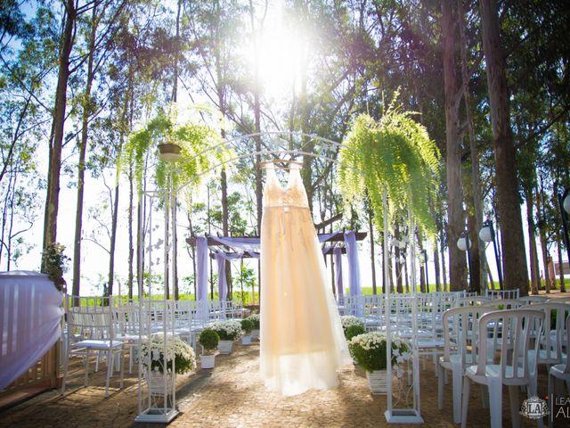 O casamento de Alexandre e Heloise em Americana, São Paulo 9