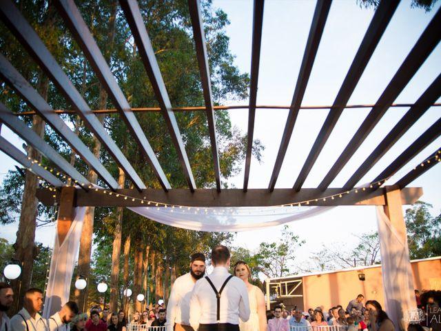O casamento de Alexandre e Heloise em Americana, São Paulo 22