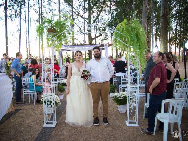 O casamento de Alexandre e Heloise em Americana, São Paulo 29