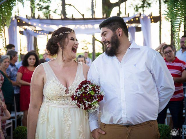 O casamento de Alexandre e Heloise em Americana, São Paulo 1