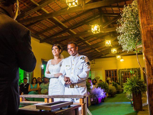 O casamento de Emiliane e Jonas