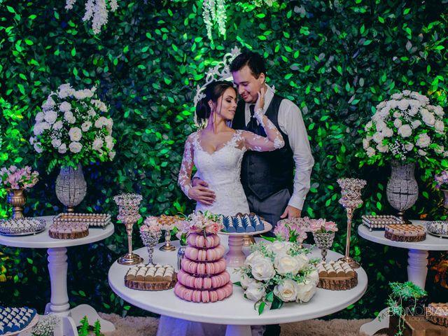 O casamento de Kauna e Lucas