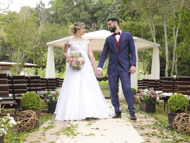 O casamento de Nathália e Thiago
