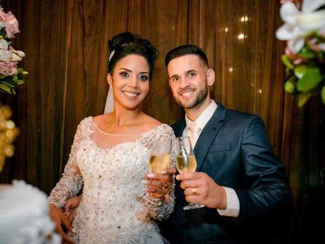 O casamento de Natalia e Ronilson