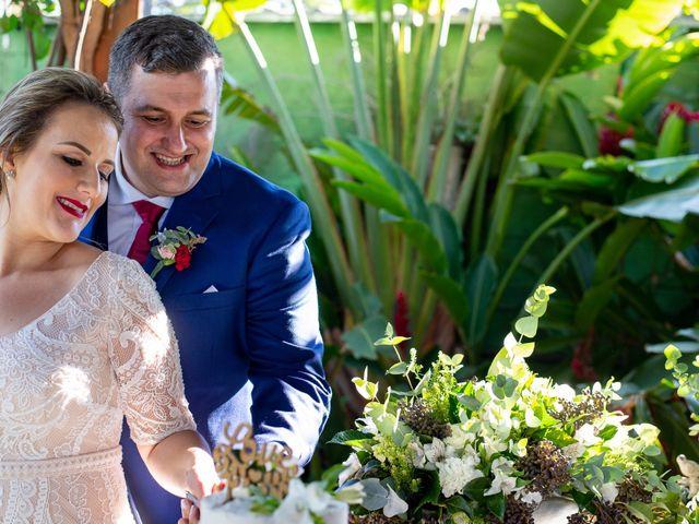O casamento de Gabi e Will