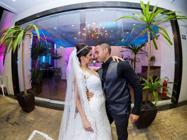 O casamento de Solange e Ivan