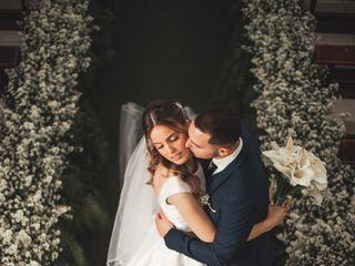 O casamento de Thuízy  e Gelson