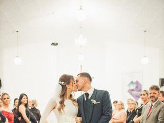 O casamento de Thuízy  e Gelson 3