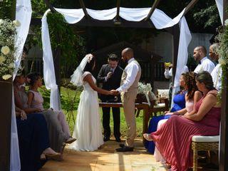 O casamento de Emeli e Myke