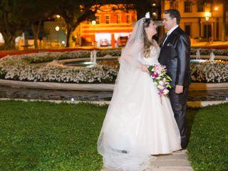 O casamento de Juliana e Mauricio