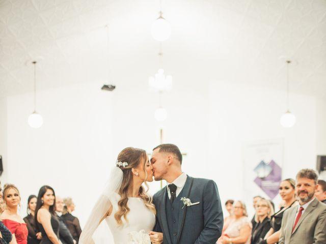 O casamento de Gelson e Thuízy  em Cascavel, Paraná 1