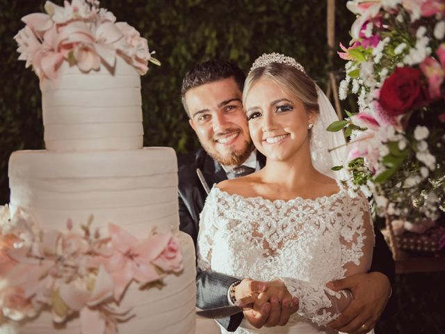 O casamento de Narlla e Neto