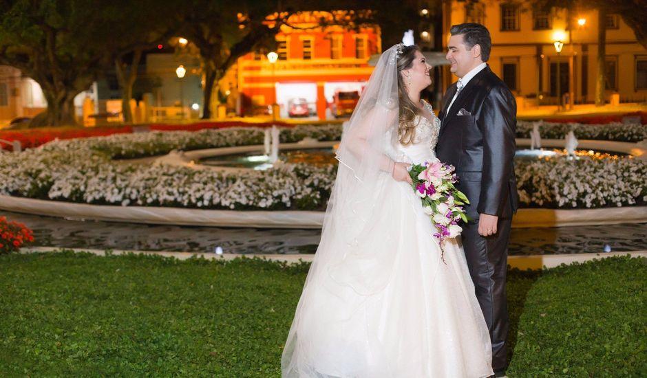 O casamento de Mauricio e Juliana em Florianópolis, Santa Catarina