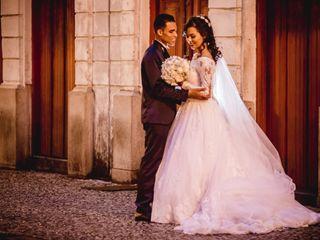 O casamento de Carol e Andre 2