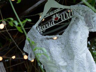 O casamento de Ingrid e Will 2