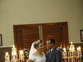 O casamento de Pássyma  e Karlucio 2