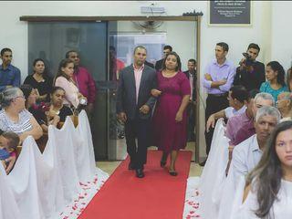 O casamento de Aurea Paula Oliveira dias  e Gabriel Almeida Conceição  3
