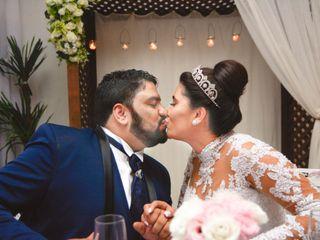 O casamento de Luana e Thiago