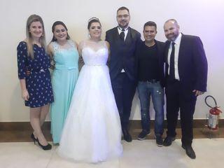 O casamento de Cintia e Venício 3