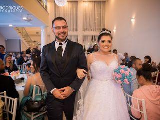 O casamento de Cintia e Venício