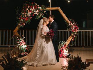 O casamento de Jéssica e Gunther