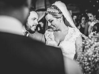O casamento de Fafá e Aarhon 2