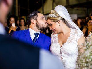 O casamento de Fafá e Aarhon 3