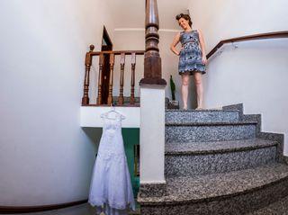 O casamento de Alessandra e Rubem 1