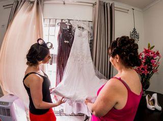 O casamento de Alessandra e Rubem 2