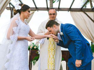 O casamento de Marli e Breno 1