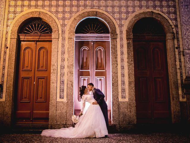O casamento de Carol e Andre