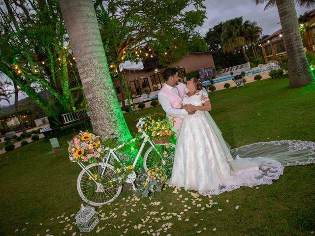 O casamento de Ingrid e Will