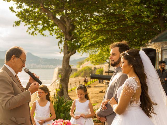 O casamento de Pedro e Raysa em Niterói, Rio de Janeiro 1