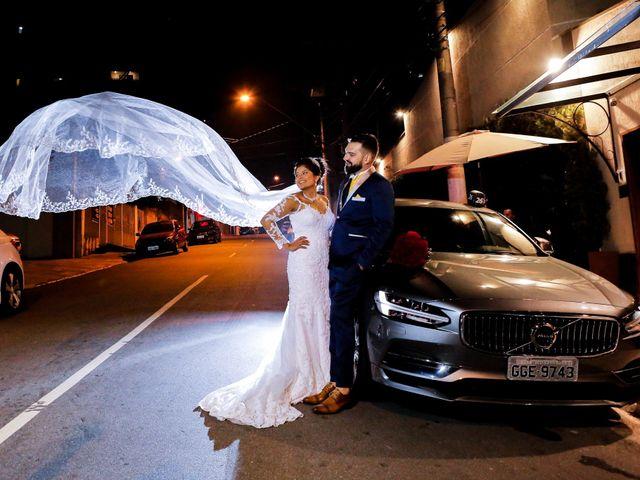 O casamento de Andrea e Bruno