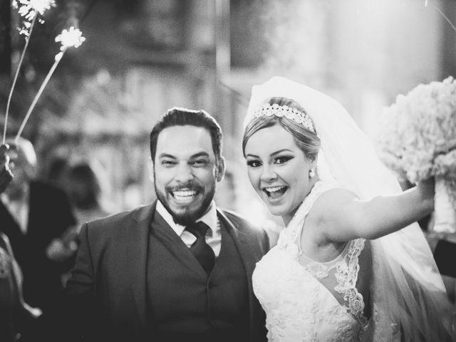 O casamento de Fafá e Aarhon
