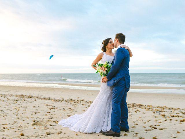 O casamento de Marli e Breno