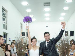 O casamento de Monique e Enrique 1