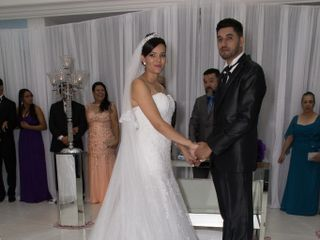 O casamento de Monique e Enrique 2
