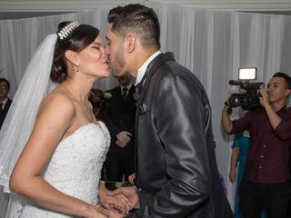 O casamento de Monique e Enrique 3