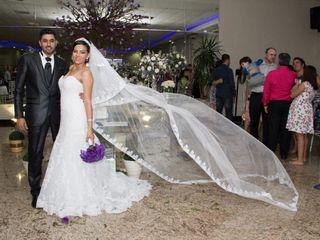 O casamento de Monique e Enrique