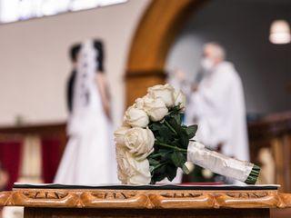 O casamento de André  e Tatiani