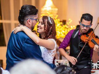 O casamento de Thainá e Lucas