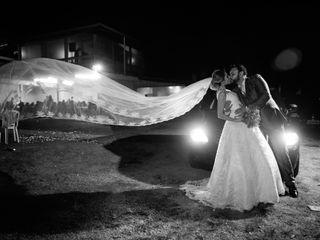 O casamento de Adrielle e Sidney